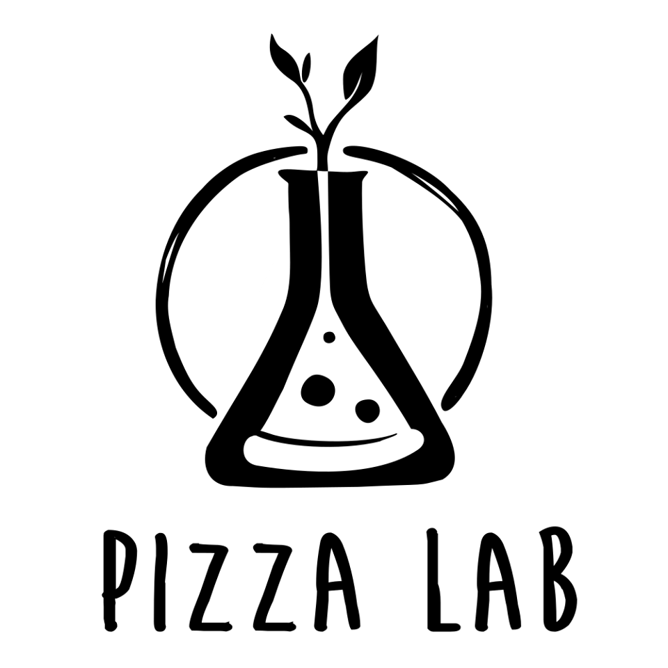 Logo Pizza Lab